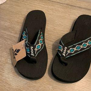 Reef Sandals, #8